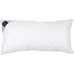 Billerbeck Kissen 40/80 cm , Weiß , Textil , 40x80 cm