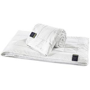 Billerbeck Sommerbett 155/220 cm , Weiß , Textil , 155x220 cm