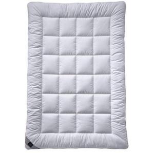 Billerbeck Winterbett 155/220 cm , Weiß , Textil , 155x220 cm