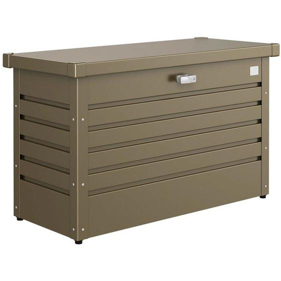Biohort Aufbewahrungsbox »Freizeitbox 100«, BxTxH: 101x46x61 cm, bronzefarben metallic
