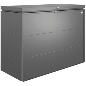 Biohort: Box, Dunkelgrau, B/H/T 160 118 70