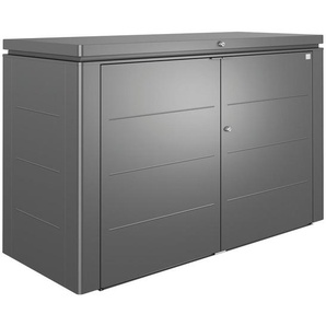 Biohort: Box, Dunkelgrau, B/H/T 200 127 84