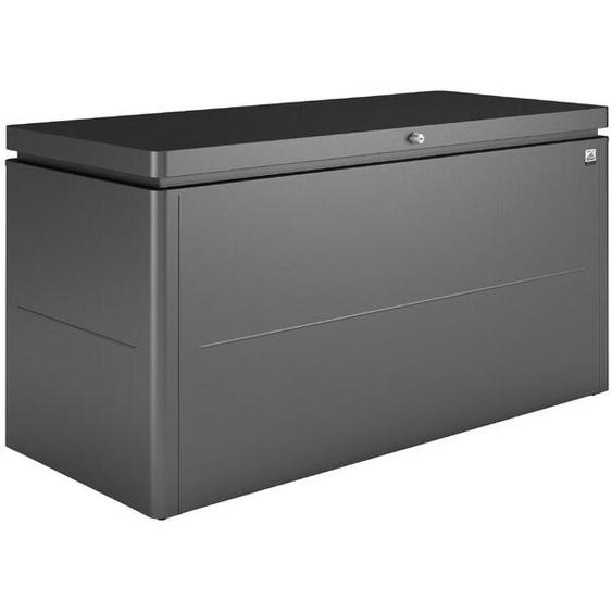 biohort Kissenbox, Dunkelgrau, Stahl