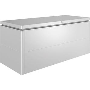 Biohort LoungeBox 200 Silber-Metallic