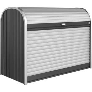 Biohort StoreMax 160 Gartenbox Dunkelgrau-Metallic