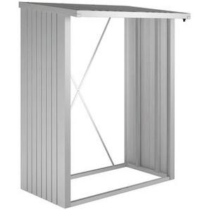 Biohort WoodStock Größe 150 Silber-Metallic