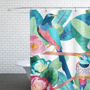 Birds - Duschvorhang