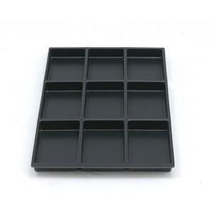 BISLEY 222P1800 Schubladeneinsatz schwarz
