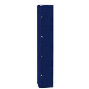 BISLEY Schließfachschrank blau