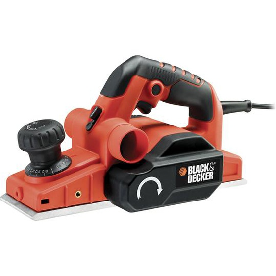 Black & Decker Elektrohobel KW750K