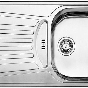 Blanco Plus 45 S Küchenspüle, Edelstahl Bürstfinish, 508217