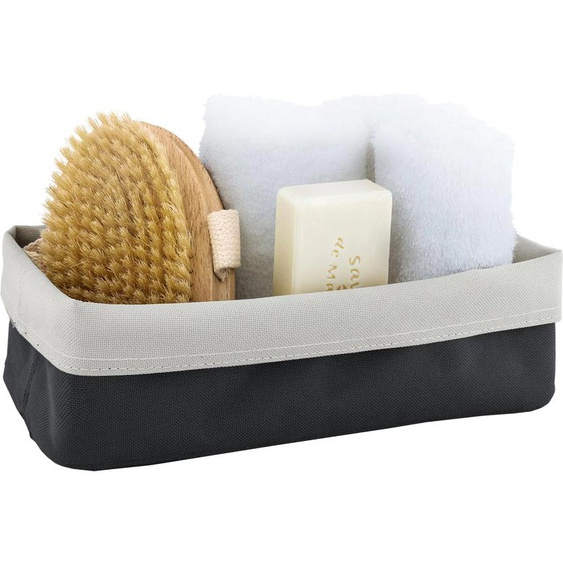 BLOMUS Aufbewahrungsbox ARA 12x24x7 cm weiß Boxen Truhen, Kisten Körbe Schlafzimmer Aufbewahrungsboxen
