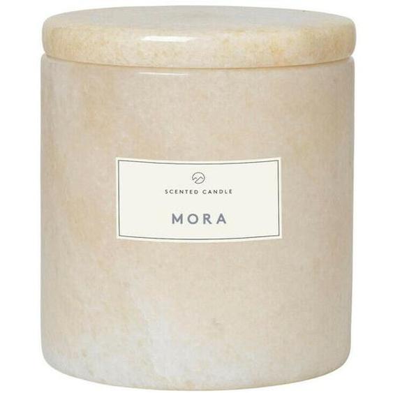 Blomus Duftkerze Frable, Marmor-duftkerze, Kerze, Mamor, Moonbeam, 11