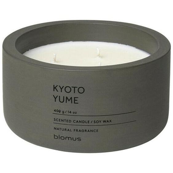 Blomus Fraga Duftkerze Kyoto Yume, Duft Kerze, Candle, Beton, Tarmac,