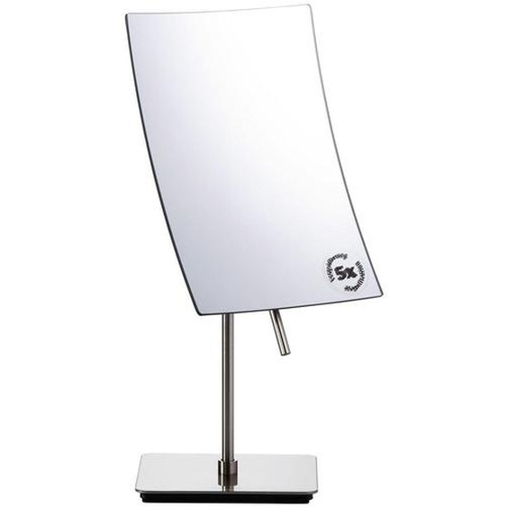 Blomus Kosmetikspiegel , Metall, Glas , 11x28.5x14 cm