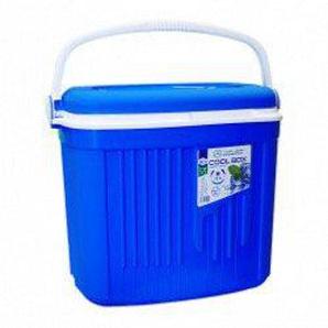 Bo Time 6193603552190 Kühlbox, sehr groß, 30 l, Blau, Camping mehrfarbig