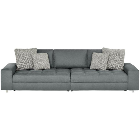 bobb Big Sofa  Arissa ¦ grau