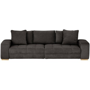 bobb Big Sofa  Caro ¦ braun ¦ Maße (cm): B: 302 H: 68 T: 136