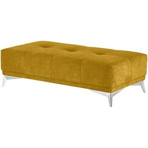 bobb Hocker | gelb | 138 cm | 44 cm | 70 cm | Möbel Kraft