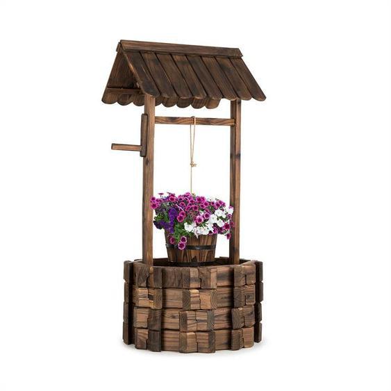 Brunnen Andernach aus Holz