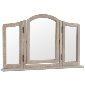 Bogenförmiger Schminktisch-Spiegel Elena
