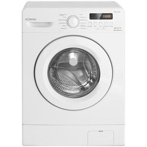Bomann Waschvollautomat   WA 5722 - weiß - 59,5 cm - 85 cm - 48 cm   Möbel Kraft