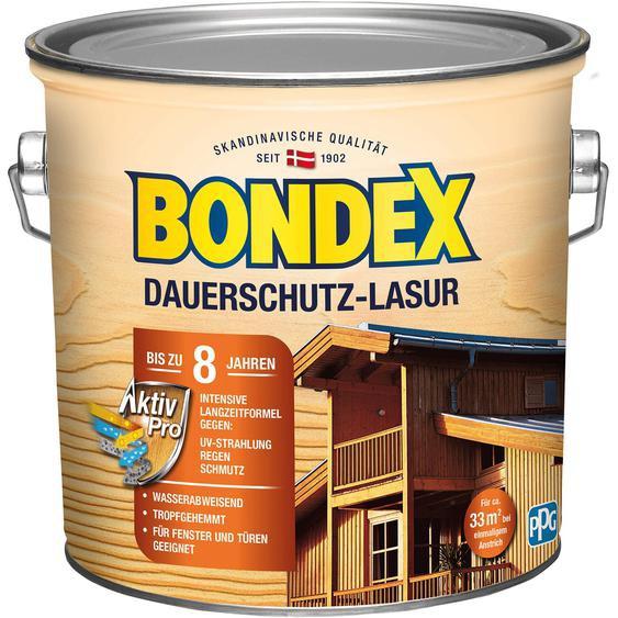 Bondex Dauerschutz-Lasur Eiche 2,5 l