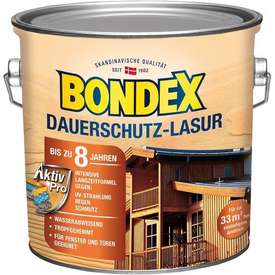 Bondex Dauerschutz-Lasur Grau 2,5 l