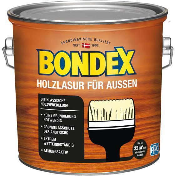 Bondex Holzlasur für Außen Eiche Hell seidenglänzend 2,5 l