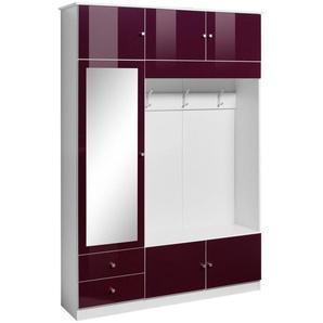 borchardt Möbel Garderobenschrank »Kompakta« Höhe 202 cm