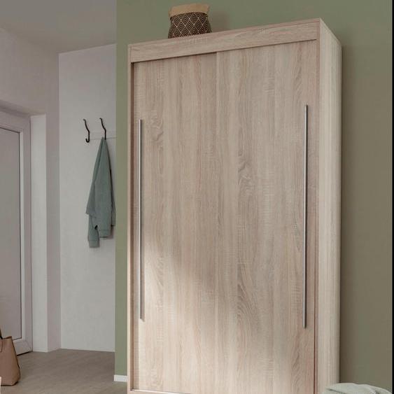 borchardt Möbel Garderobenschrank Torben 90 x 185 60 (B H T) cm, 2-türig beige Garderobenschränke Garderoben Schränke