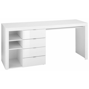 borchardt Möbel Schreibtisch »Wim«, mit 3 Fächern und 4 Schubkästen