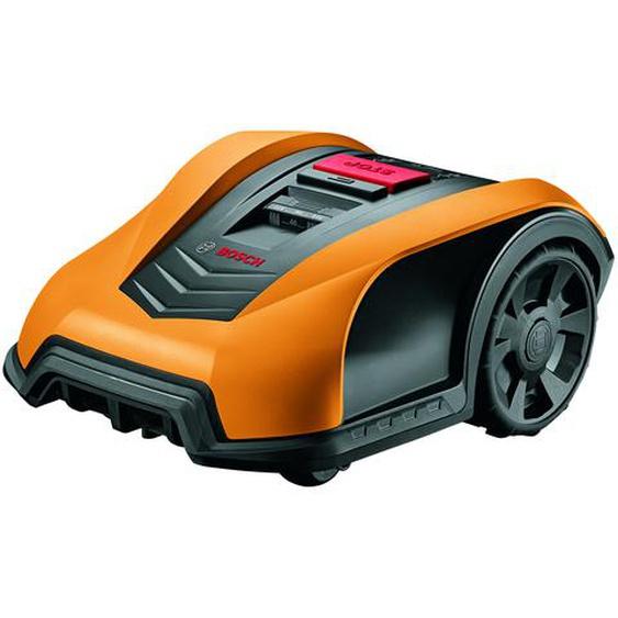 Bosch Abdeckung für Mähroboter Indego 350/400 orange