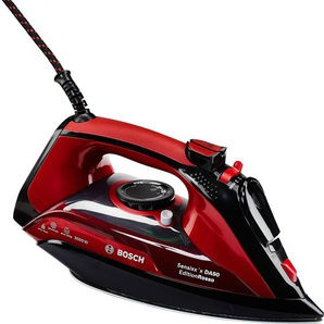 BOSCH Dampfbügeleisen TDA503001P Edition Rosso