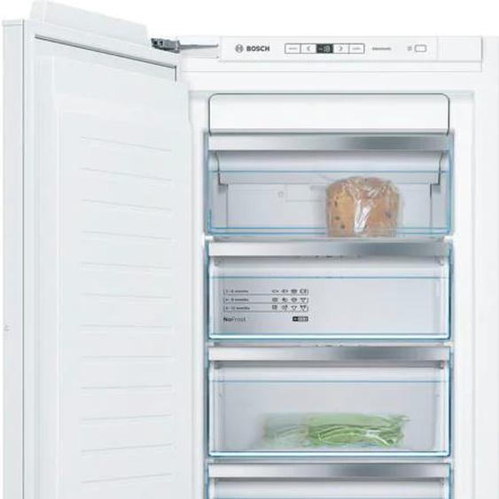 BOSCH Einbaugefrierschrank GIN31ACE0, 6, 102,1 cm hoch, 55,8 breit E (A bis G) Linksanschlag weiß Gefrierschränke SOFORT LIEFERBARE Haushaltsgeräte