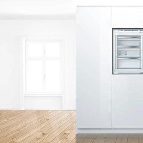 BOSCH Einbaugefrierschrank GIV11ADC0, 6, 71,2 cm hoch, 55,8 breit C (A bis G) Rechtsanschlag weiß Gefrierschränke SOFORT LIEFERBARE Haushaltsgeräte