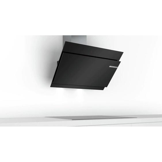 BOSCH Kopffreihaube DWK97JM60, Serie 6 A+ (A++ bis E) Einheitsgröße schwarz Dunstabzugshauben SOFORT LIEFERBARE Haushaltsgeräte