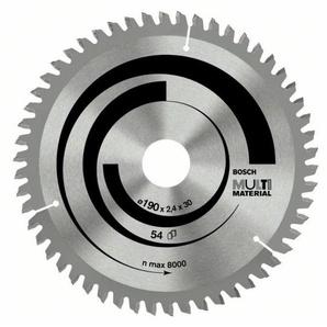 BOSCH Kreissägeblatt »Kreissägeblatt Multi Material. 210 x 30 x 2.4 mm.«