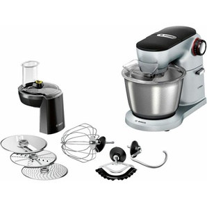 BOSCH Küchenmaschine, silber, Material Edelstahl