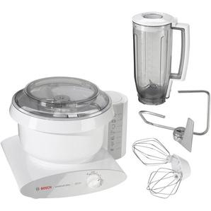 BOSCH  Küchenmaschine Universal Plus MUM6 N11, weiß