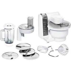 BOSCH Küchenmaschine, weiß, Material Kunststoff