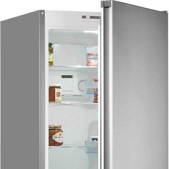 BOSCH Kühl-/Gefrierkombination E (A bis G) Einheitsgröße silberfarben Kühlschränke SOFORT LIEFERBARE Haushaltsgeräte