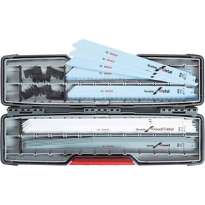 BOSCH Säbelsägeblatt ToughBox All-in-One, für Hubsägen Einheitsgröße bunt Sägen Werkzeug Maschinen