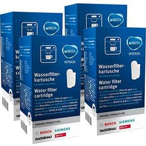 Bosch Siemens 17000705 Brita Intenza Wasserfilterkartusche (4er-Pack)
