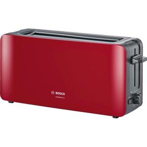 BOSCH Toaster ComfortLine TAT6A004, rot