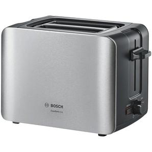 BOSCH Toaster ¦ Kunststoff, Metall ¦ Maße (cm): B: 0,8 H: 17,5 T: 12