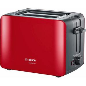 BOSCH Toaster, rot