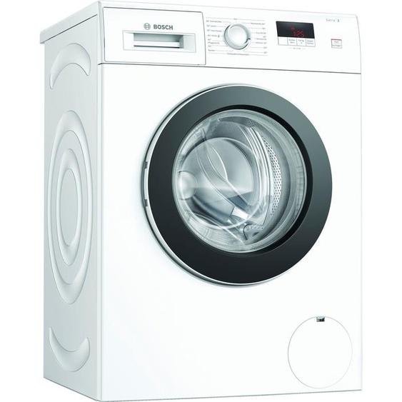 BOSCH Waschmaschine 2 WAJ280V2, 7 kg, 1400 U/min, Energieeffizienz: D