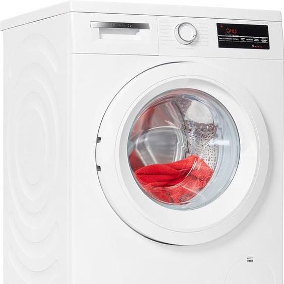 BOSCH Waschmaschine 6 WUU28T20, 8 kg, 1400 U/min, unterbaufähig, Energieeffizienz: C