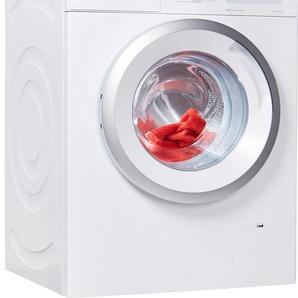 BOSCH Waschmaschine 4 WAN28140, weiß, Energieeffizienzklasse: A+++